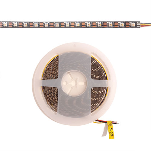 5V Digital RGBW Pixel LED Strip 60 IP65