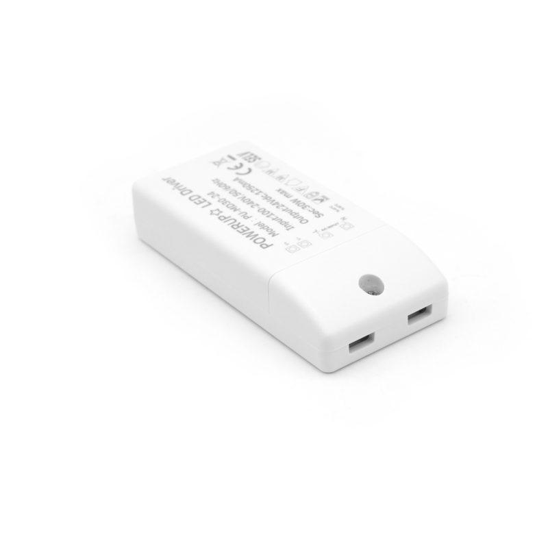 30W 24V Constant Voltage Driver PSU Connectors