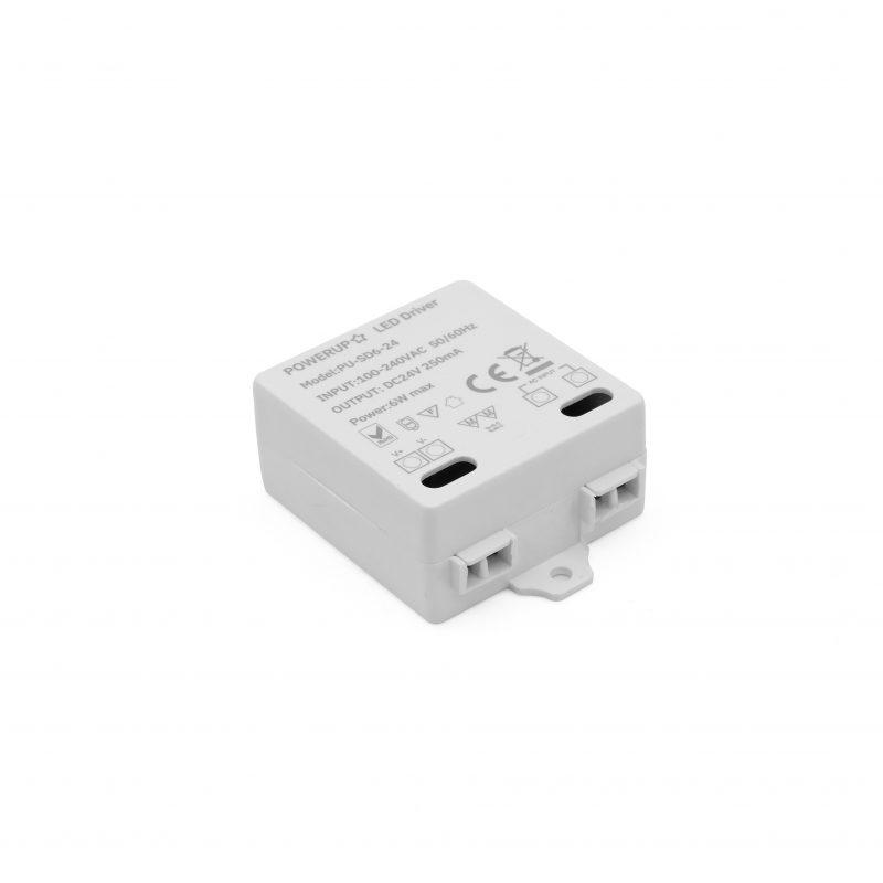 6W 24V Constant Voltage Driver PSU Connectors