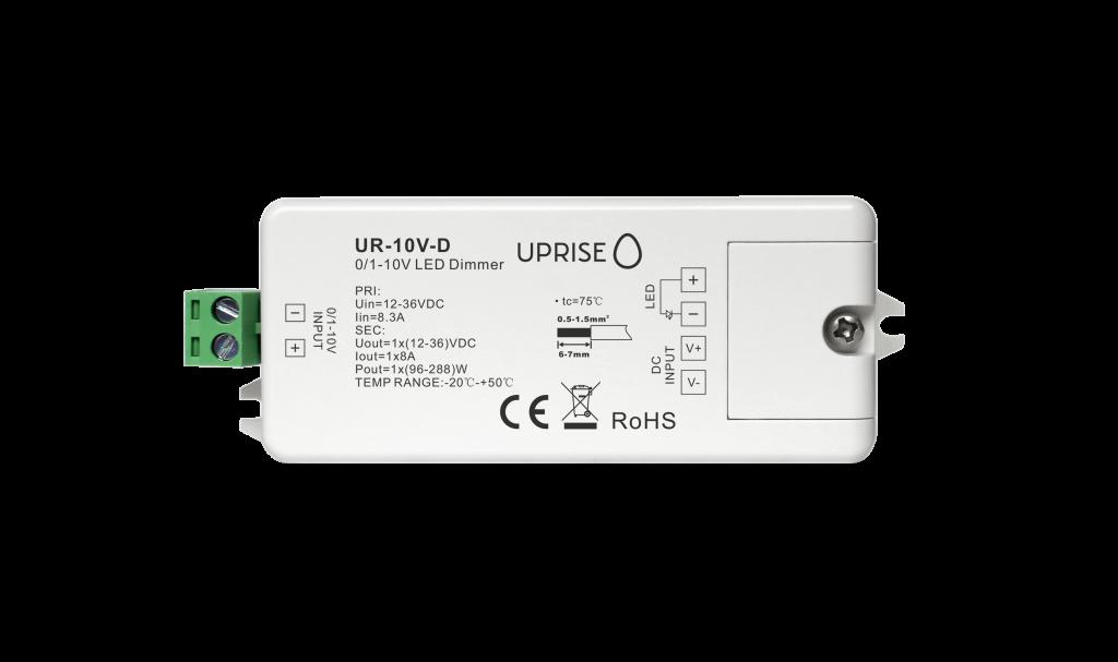 UR-2006 - 1-10V dimmer