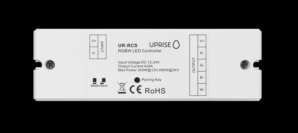 UR-RCS-04 rgbw remote control set