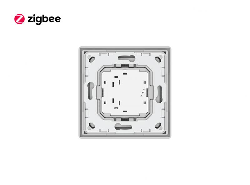 Zigbee Kinetic Eco Green Power Switch Wall Mounted Controller Back