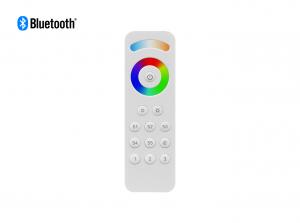 Bluetooth RGBCW (RGB + CCT + DIM) LED Remote Front View
