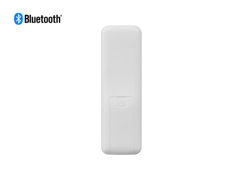 Bluetooth RGBCW (RGB + CCT + DIM) LED Remote Back View