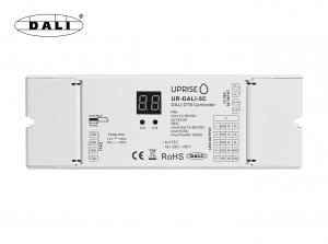 DALI 5CH LED DT8 Dimmer For RGBCW (12V-36V) Overview