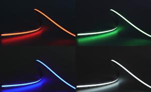 12mm RGB Seamless COB LED Tape Strip 15W PRO